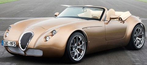 2011 Wiesmann Roadster MF5 Best Auto Car Reviews