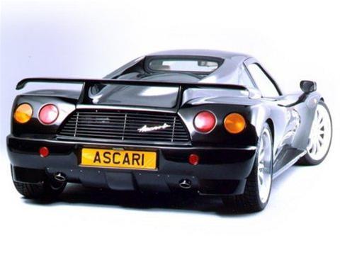 Ascari Ecosse Best Auto Car Reviews