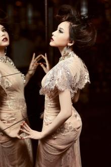 Tập đoàn hot girl, gái đẹp, girl xinh Việt Nam - Sang trọng quyến rũ cùng DJ Myno