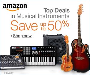 Top Deals in Musical Instruments