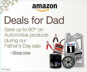 Save Up to 60% on Automotive products
