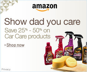 Car Care Accessory Sale - Save 25% to 50%