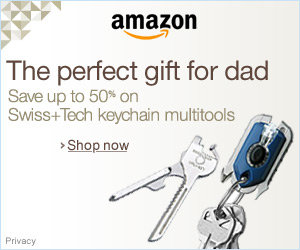 The Perfect Gift For Dad. Save Up to 50%!