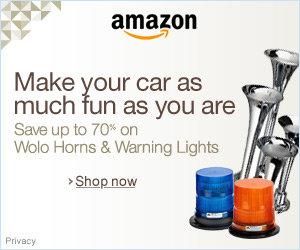 Wolo Air Horns & Warning Lights