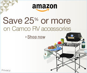 Save Up to 40% on Camco RV and Grilling Accessories