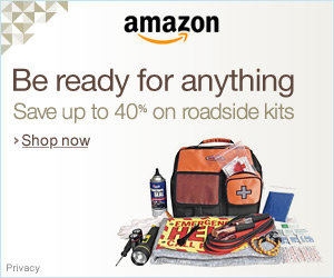 Be Ready for Anything: Save Up to 40% on Select Roadside Emergency Kits