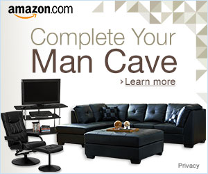 Complete Your Man Cave