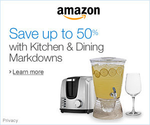 Save Up to 50% OFF in Kitchen & Dining Markdowns