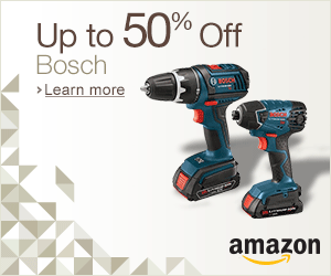 Save Up to 50% OFF Bosch