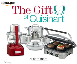 Holiday Gifting with Cuisinart