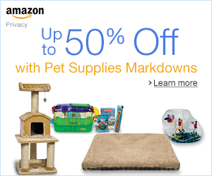 Up to 50% OFF Pet Supplies Markdowns