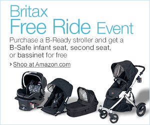 Britax Ride Free Event