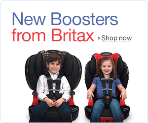 New Boosters From Britax