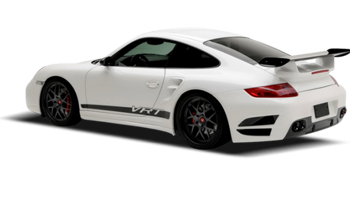 Vorsteiner Porsche 997 V-RT Edition Turbo fast car