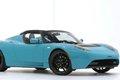 2011 Brabus Tesla Roadster Sport Green Package