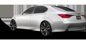 Lexus lf-gh concept nice car