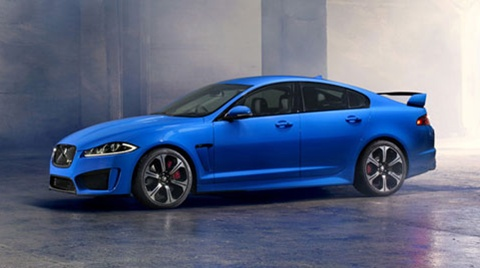 Jaguar-XFR-S-smoked-out A