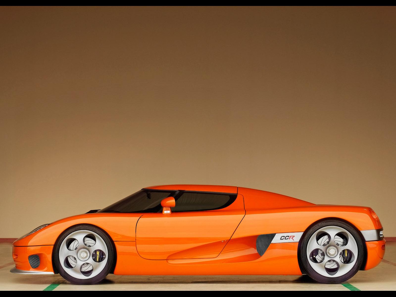 Koenigsegg CCR