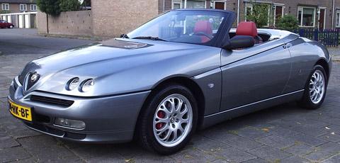 Alfa Romeo GTV & Spider