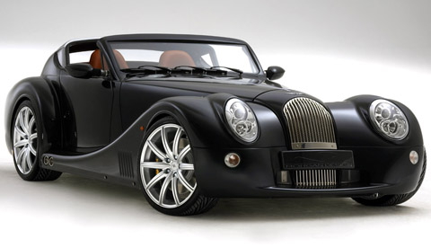2010 Morgan Aero SuperSports