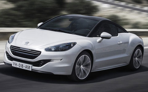 2013-Peugeot-RCZ-Sports-Coupe-out-on-the-highway-A