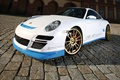 2012 Cars & Art Porsche 997 Carrera 4S