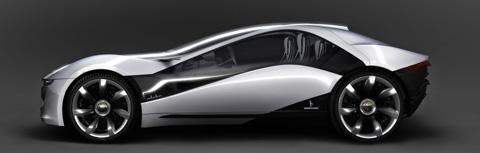 2010 Bertone Alfa Romeo Pandion Concept