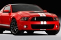 2011 Ford Shelby GT500 RED