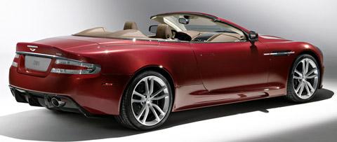 2010 Aston Martin DBS Volante
