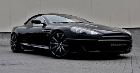 2010 Wheelsandmore Aston Martin DB9 Convertible