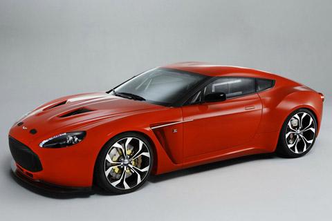011 Aston Martin V12 Zagato