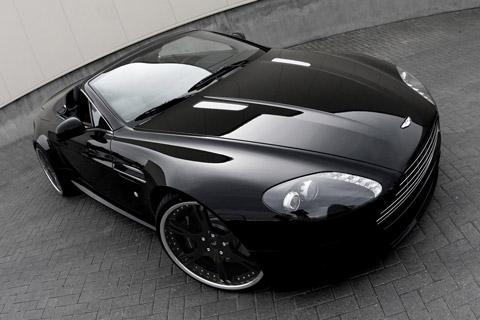 2011 Wheelsandmore Aston Martin Vantage V8