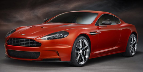 2012 Aston Martin DBS Carbon Edition
