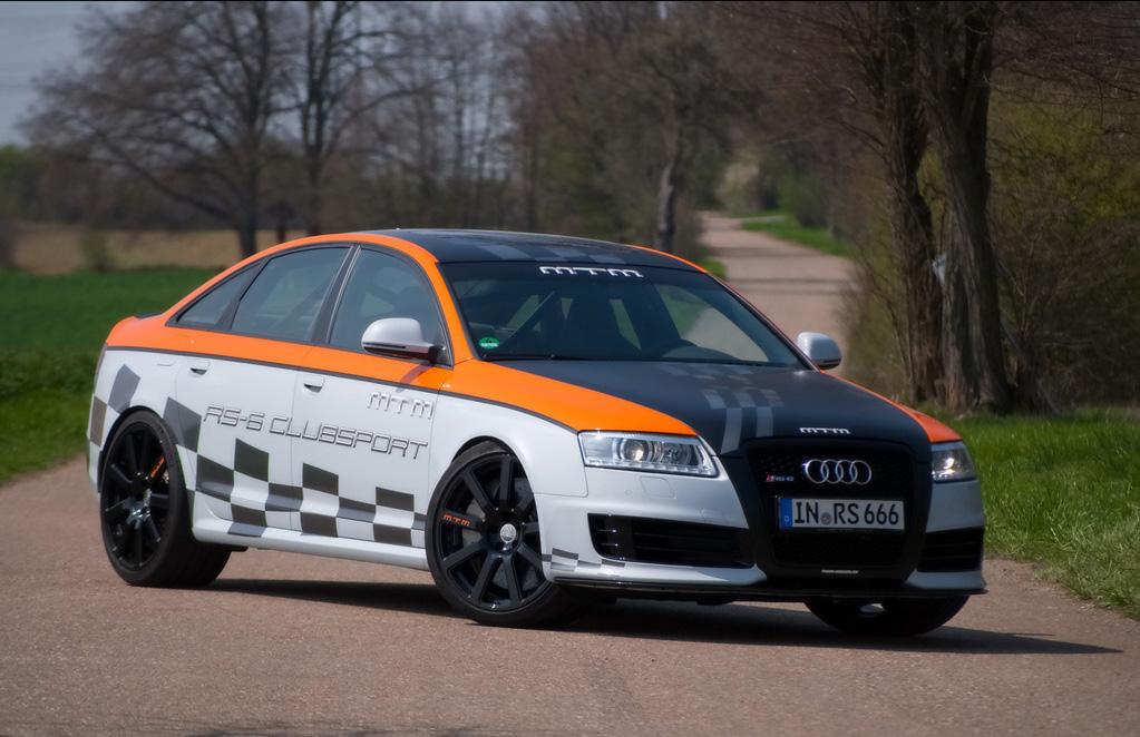 2010 MTM Audi RS6 Clubsport