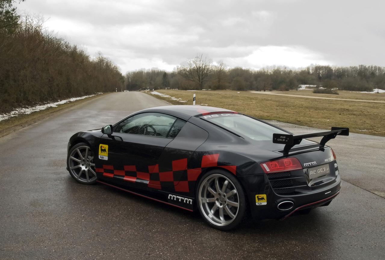 2010 MTM Audi R8 GT3-2