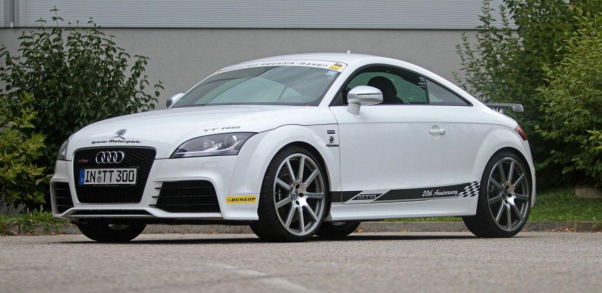 2011 MTM Audi TT RS