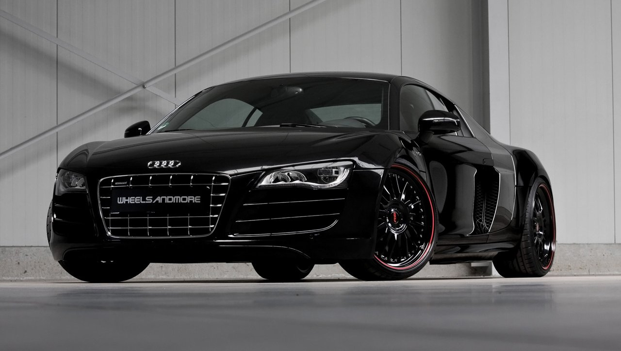 2011 Wheels and more Audi R8 V10.6