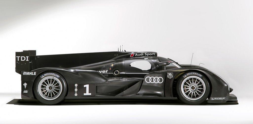 2011 Audi R18