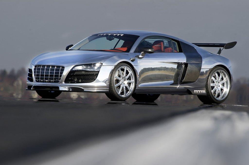 2011 MTM Audi R8 V10 Biturbo