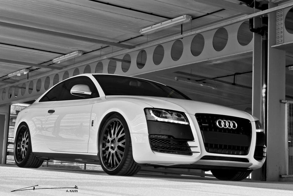 2011 Audi A5 Coupe Sport Project Kahn